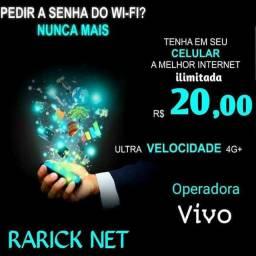 Internet ilimita para celular