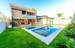 Vendo linda casa duplex no Alphaville Fortaleza com 5 suítes e piscina