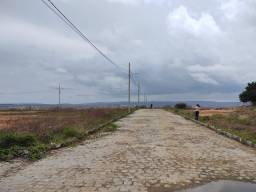 Terreno de esquina no Altville, em Itabaiana-PB
