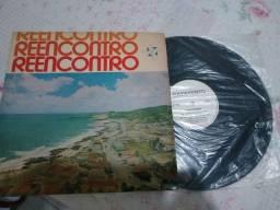 LP DISCO RARO reencontro artistas potiguares
