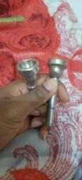 bocal de instrumentos de corneta