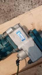 Tomada de força/equipamento hidráulico para basculante