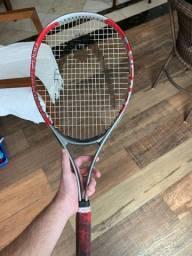 Raquete de tenis Head Titanium 2000 + 3 bolinhas