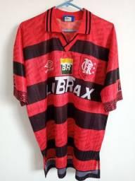 Camisa original Flamengo Centenário de 1995