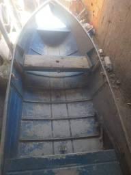 Barco de aluminio