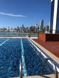 Loft pra 3 pessoas Balneário Camboriú c piscina no condomínio