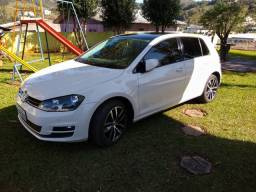 VW Golf TSI High Line 1.4 Turbo Automático Ano 2015