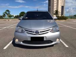 Toyota Etios 2017 AUTOMÁTICO