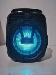 Caixa de Som Portátil Wireless Bluetooth Kimiso