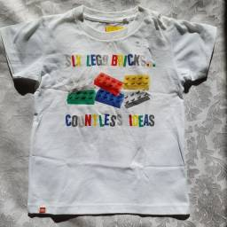 Camiseta Lego Uniqlo tam 4 kids