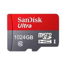 Cartão de memória 1024gb