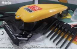 Maquina de cabelo Qiruy sistema profissional