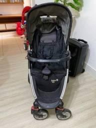 Carrinho de bebê da marca francesa Safety