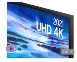 """SMART TV 65"""" SAMSUNG LANÇAMENTO 2021"""