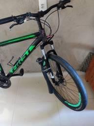 Bike aro 29 quadro 19 First valor 1650 negociável