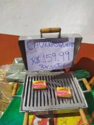 CHURRASQUEIRA NO BAFO