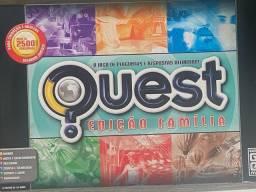 Jogo Quest Edição Família