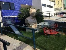 JD Edf. Teófane Gonçalvez - localizado na Encruzinlhada, de 3 qts, piscina e todo lazer