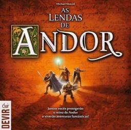 Jogo de RPG As Lendas De Andor