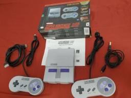 Super Nintendo Classic Edition Versão China 16 Bit +21 Jogos