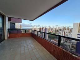 Apartamento com 4 dormitórios à venda, 250 m² por R$ 800.000,00 - Aeroclube - João Pessoa/
