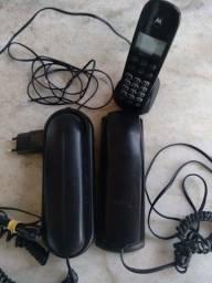 Telefones vários tipos em bom estado pronto pra ser usado.