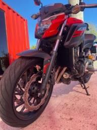 2019 Honda CB650F ABS