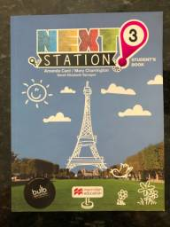 Livro Inglês Next Station 3