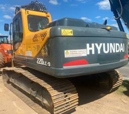 HYUNDAI 220LC-9