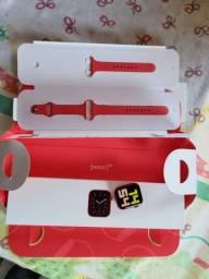 Apple watch Série 6 44MM vermelho na garantia