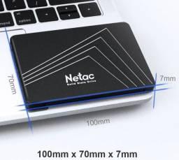 SSD 120 GB Netac