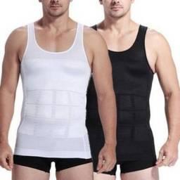 Camisa redutora de abdômen