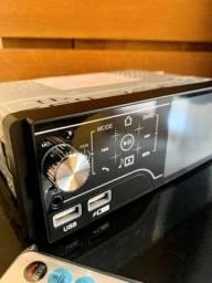 Rádio auto motivo MP5