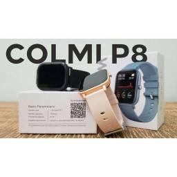 P8 Relógio Inteligente Smartwatch Compatível Com Android/ios