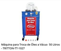 Máquina de troca de óleo