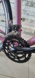 Bicicleta Speed Feminina semi-nova