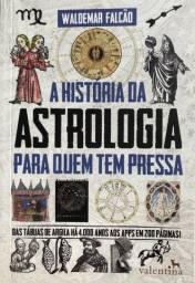 Livro História da Astrologia Para Quem Tem Pressa
