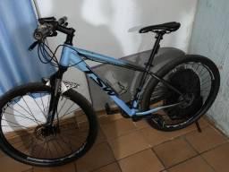 Bike tsw hunch plus grupo shimano altus , semi nova