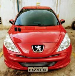 Peugeot 207 XR 1.4 8v Flex 2013