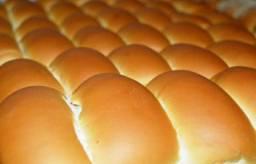 Pão de Hot Dog