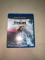 DVD Blu-ray 3D Thor: O Mundo Sombrio