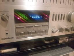 Receiver amplificador 1660 gradiente