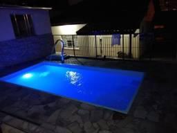 Linda casa com piscina pra venda vila amorim suzano.