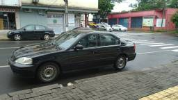 Honda Civic Lx 1.6 Manual (123cv)