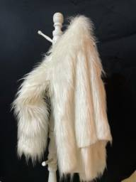 Casaco de pelucia