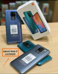 Xiaomi Note 9 4Gb Ram 128Gb ( Novos + Garantia ) Loja física