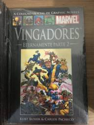 Graphic Novels Marvel Ed. 46 - Vol 15- Vingadores - Eternamente Parte 2