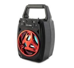 Caixa De Som Portátil Bluetooth Usb Sound Kts-1057 Kts 1018
