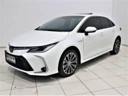 Título do anúncio: Toyota Corolla ALTIS HYBRID PREMIUM 1.8 VVT-I CVT