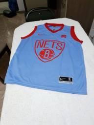 Camisa de basquete do Brooklyn Nets M e GG